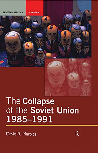 an introduction to the history of the collapse of the soviet union