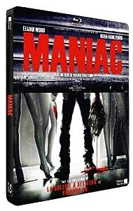Maniac - Edition limitée Steelbook [Blu-ray] [Édition Collector boîtier SteelBook]