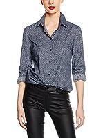 Dolce & Gabbana Camisa Mujer (Azul)