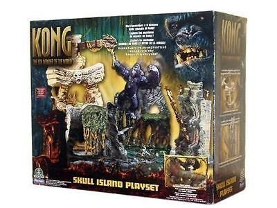 Giochi Preziosi - Playset KING KONG SKULL ISLAND