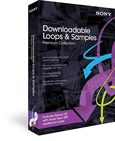 Downloadable Loops Premium Collection