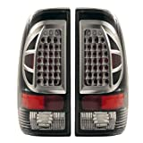 APC 407519TLB Ford F-150 Diamond Cut Tail Light Assembly