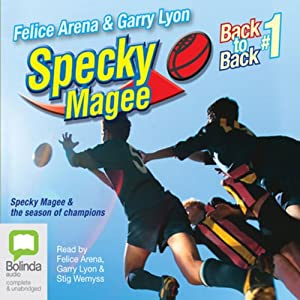 Specky Magee and the Season of Champions: The Specky Magee Series, Book 3 | [Felice Arena, Garry Lyon]