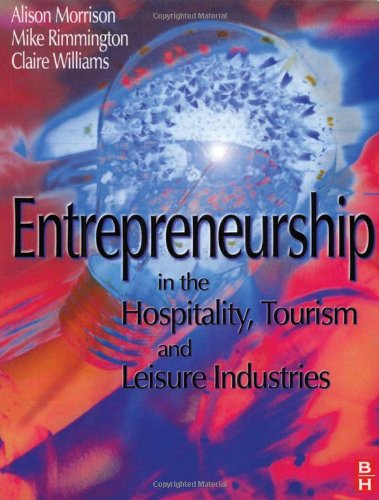 Entrepreneurship in the Hospitality, Tourism and Leisure...