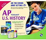 AP U.S. History Test Prep Toolkit: 8th Edition (Advanced Placement (AP) Test Preparation) (0738605328) by McDuffie, J. A.