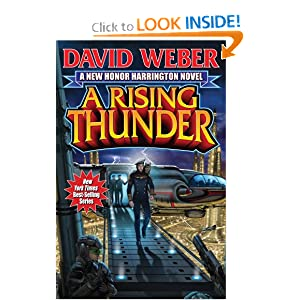 A Rising Thunder (Honor Harrington) by David Weber