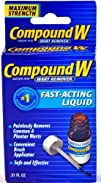 Compound W Wart Remover Maximum Strength Fast-Acting Liquid