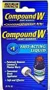 Compound W Compound W Wart Remover  Maximum Strength Liquid