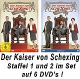 Der Kaiser von Schexing - Staffel 1+2 (6 DVDs)