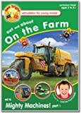 bee bright - Out & About on the Farm - Mighty Machines! - Justin Fletcher