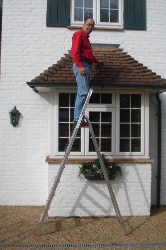 8 Step - Platform Step Ladder