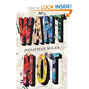 want not book cover