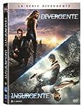 Pack Divergente + Insurgente [DVD]