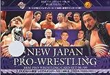 08-09 BBM プロレスカードセット 新日本プロレスリング