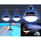 Surborder Shop 60 LED Portable Camping Tent Umbrella Night Light Lamp Lantern Outdoor Camping Hiking