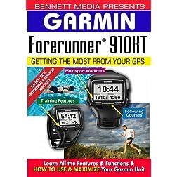 Garmin Forerunner 910XT