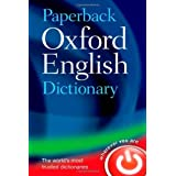 Paperback Oxford English Dictionarypar Oxford Dictionaries