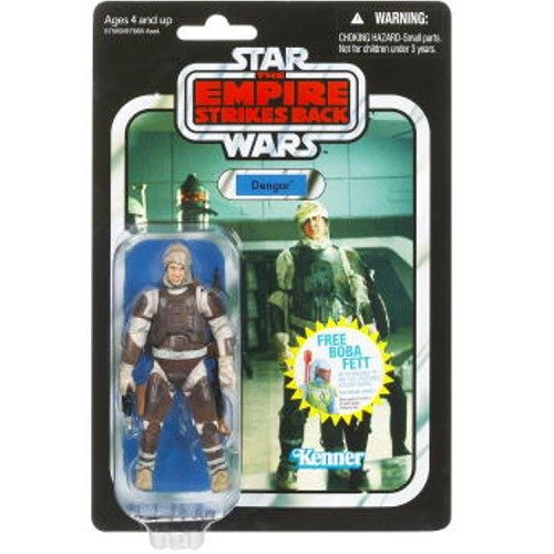 Star Wars 3.75 Vintage Figure Dengar