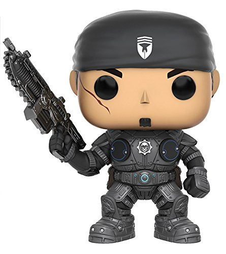 Funko - Figurine Gears Of Wars - Marcus Fenix Pop 10cm - 0889698103206