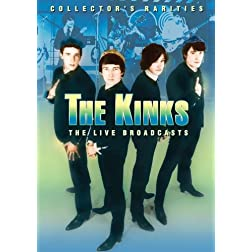 The Kinks The Live Broadcasts
