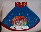 Disney TOY STORY Blue Christmas Tree Skirt - 22