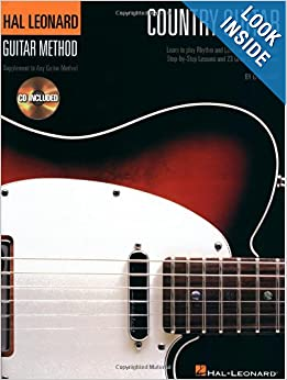 Amazon.com: Hal Leonard Country Guitar Method (Hal Leonard