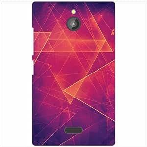 Nokia X2 Back Cover - (Printland)