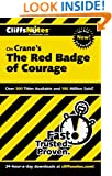 CliffsNotes on Crane's The Red Badge of Courage (Cliffsnotes Literature Guides)