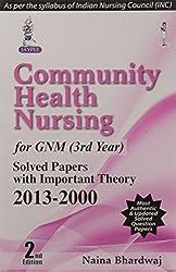 Community Health Nursing-II for GNM (3rd Year)