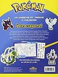 Mes-coloriage-Puissants-Pokmon-Avec-80-stickers