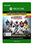 Madden NFL 16: 5850 Points - Xbox One [Digital Code]
