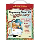 The Wheels on the Bus Sing-Along Travel Kit (Scholastic Storybook Treasures)