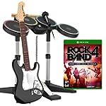 Rockband 4 + Guitare sans fil + Batte...