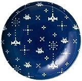 西海陶器 The Porcelains ピコピコゲーム皿 青