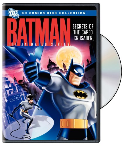 Batman The Animated Series Secrets Of The Caped Crusader at Gotham City Store