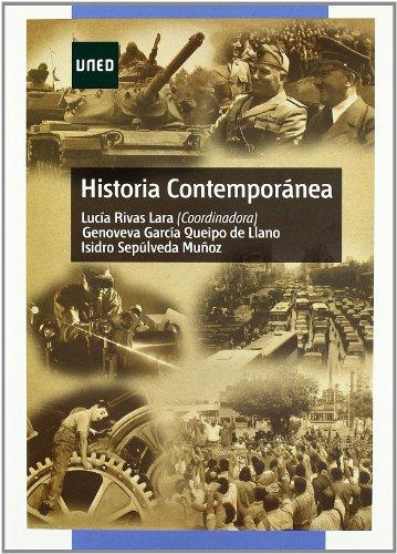 HISTORIA CONTEMPORANEA