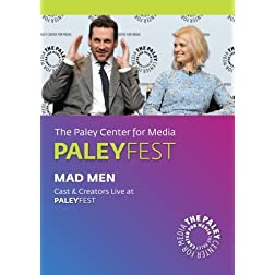 Mad Men: Cast & Creators Live at PALEYFEST
