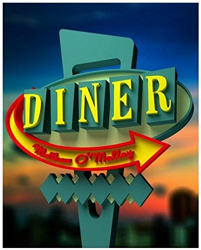 Diner Card Game - 1
