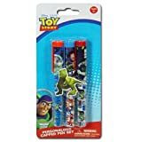 Disney Toy Story 3pk Capped Pen on Blister Gift Card Set Clearance!
