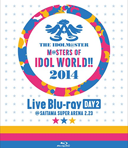 THE IDOLM@STER M@STERS OF IDOL WORLD!! 2014 Day2 [Blu-ray]