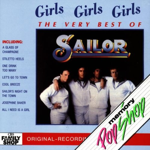 Sailor - The Very Best Of The Sailor - Zortam Music