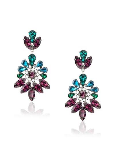 Tova Flower Drop Earrings