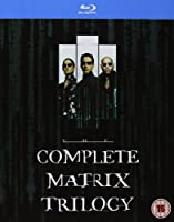 The Matrix/Matrix Reloaded/Matrix Revolutions