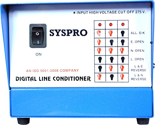 Syspro Computer Shield Voltage Stabilizer