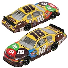 Buy Action Racing Collectibles Kyle Busch '12 M&M's Ms. Brown #18 Camry, 1:64 by Action Racing