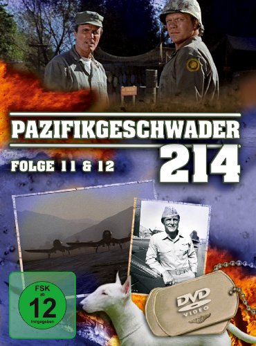 Pazifikgeschwader 214: 1.Staffel, Folge 11&12: Herzdame - Der Showpilot