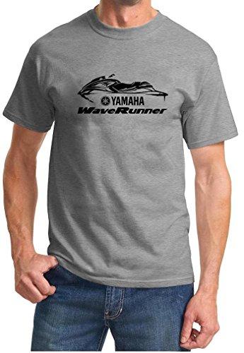 yamaha-fzr-jet-ski-pwc-classic-outline-design-tshirt-large-grey