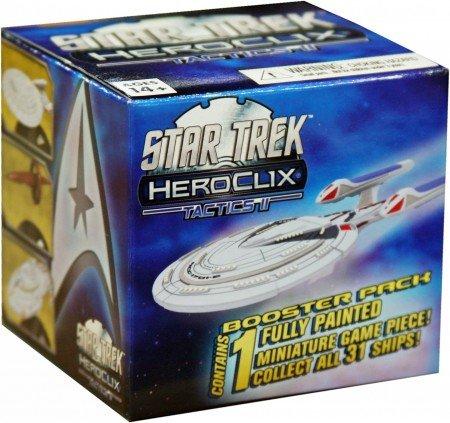 Imagen de Wizkids HeroClix - Star Trek Tactics - Serie 2 Alimentación por gravedad caja de presentación
