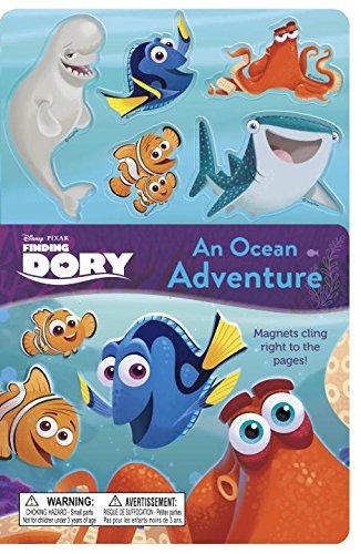 An Ocean Adventure (Disney/Pixar Finding Dory) (Magnetic Play Book)
