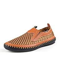 Mohem Men's Poseidon Slip-On Loafers Walking Shoes Casual Sandal Fashion Sneakers - 7.5 D(M) US - B00YTBFJ20